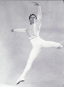 Alan in white