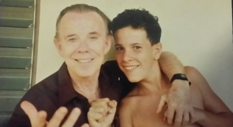 Alan and Paul Kirk, 14, (1994, Panama)
