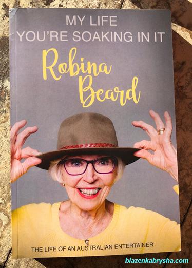 Robina Beard book